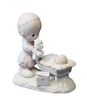 Christmas Is A Time To Share - Precious Moment Figurine