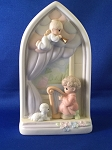 And I Will Dwell In The House Of The Lord Forever - Precious Moment Porcelain Figurine