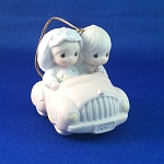 Our First Christmas Together 1990 - Precious Moment Ornament