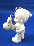 Baby's First Christmas 1994 (Boy) - Precious Moment Ornament