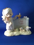 Sleep Tight - Precious Moment Figurine
