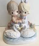 By Your Side Forever And Always - Precious Moment Figurine