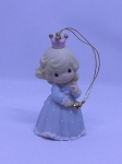 Pretty As A Princess - Precious Moment Porcelain Ornament