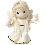 In His Perfect Peace And Love  - Precious Moment Figurine