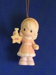 Daughter You Bring Me Joy - Precious Moment Porcelain Ornament