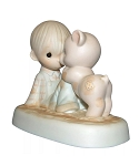 We're In It Together - Precious Moment Figurine