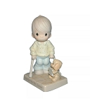Blessed Are They That Overcome - Precious Moment Figurine