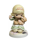 You Have The Beary Best Heart - Precious Moment Figurine