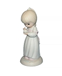 We Are All Precious In His Sight - Precious Moment Figurine