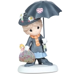 You're Practically Perfect In Every Way - Precious Moment Disney Figurine
