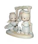 Ring Those Christmas Bells - Precious Moment Figurine