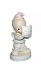 Put On A Happy Face - Precious Moment Figurine