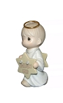And You Shall See A Star - Precious Moment Figurine