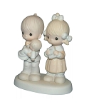 Rejoicing With You - Precious Moment Figurine
