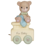 May Your Birthday Be Warm - Precious Moment Figurine