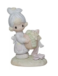 Be Not Weary In Well Doing - Precious Moment Figurine