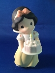 For The Fairest Birthday Of Them All - Precious Moment Figurine