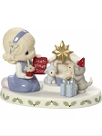 Happy Birthday, Jesus  - Precious Moment Figurine