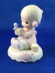 Growing in Grace Age 2 - Precious Moment Figurine