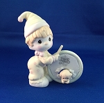 Our Club Is A Tough Act To Follow - Precious Moment Figurine