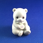 You're First In My Heart - Precious Moment Figurine