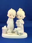 Our First Christmas Together - Precious Moment Figurine