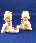 But Love Goes On Forever (Candle Climbers) - Precious Moment Figurines