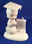 Seek Ye The Lord (Boy) - Precious Moment Figurine