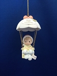 Baby's First Christmas 2002 (boy) -  Precious Moment Ornament