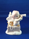 Our Future Is Looking Much Brighter - Precious Moment Figurine -AUTOGRAPHED
