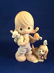 Lost Without You  - Precious Moment Figurine