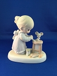 Blessed Are The Merciful  - Precious Moment Figurine
