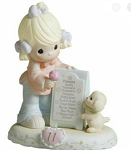 Growing in Grace Age 11 - Precious Moment Figurine