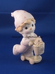 Scooting By Just To Say Hi! - Precious Moment Figurine