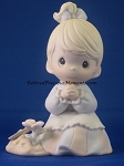 Sowing The Seeds Of Love - Precious Moment Figurine