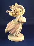 May Your Holidays Sparkle With Joy - 2002 Precious Moment Figurine