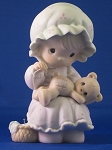 You Are A Blessing To Me - Precious Moment Figurine