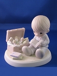 You Will Always Be A Treasure To Me - Precious Moment Figurine
