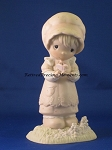 We Are God's Workmanship - Precious Moment Figurine