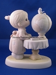 What The World Needs Now - Precious Moment Figurine