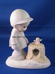 Wishing You A Cozy Season - Precious Moment Figurine