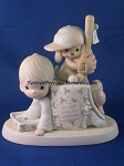Wishing You A Very Successful Season - Precious Moment Figurine