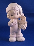 Wishing You The Sweetest Christmas - 1993 Precious Moment Figurine