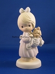 You Can Always Bring A Friend - Precious Moment Figurine