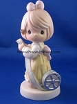 You Oughta Be In Pictures - Precious Moment Figurine