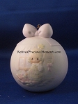 You're as Pretty As A Christmas Tree - 1994 Precious Moment Ball Ornament