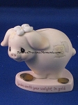 You're Worth Your Weight In Gold - Precious Moment Figurine