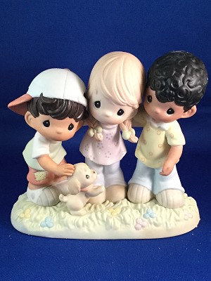 Friends Make Life More Fun - Precious Moment Figurine