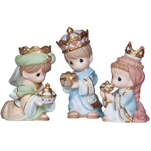 We Three Kings - Precious Moment Figurines