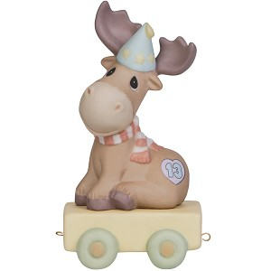 You Mean The Moose To Me (Age 13) - Precious Moment Figurine